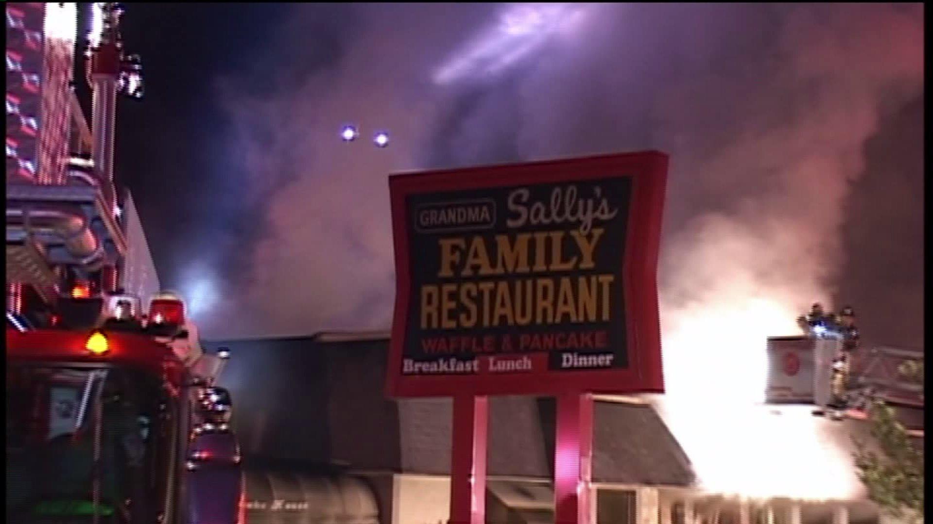 Morning Fire Strikes Naperville Restaurant Naperville Sun