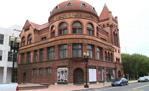 <b>Barnum Museum</b>, Bridgeport