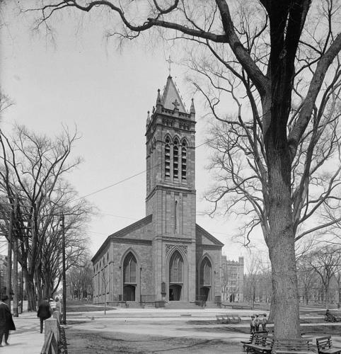 <b>Trinity Church</b>, New Haven