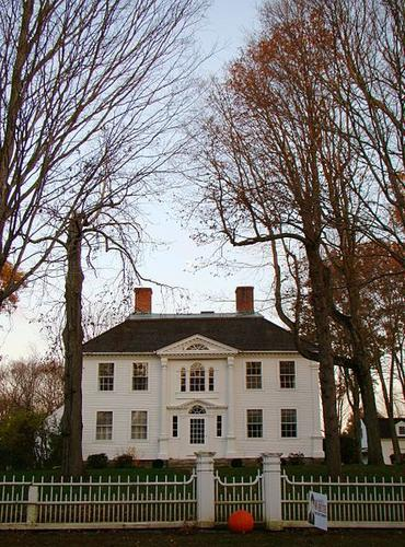 <b>John Clark House</b>, Canterbury