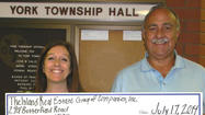 Inland Real Estate Group Supports York Township Food Pantry