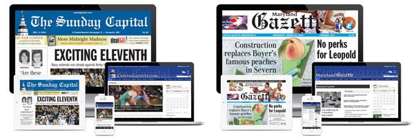 Capital Gazette Subscriber Services Center