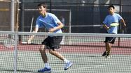 All-Area Boys' Tennis Doubles Team