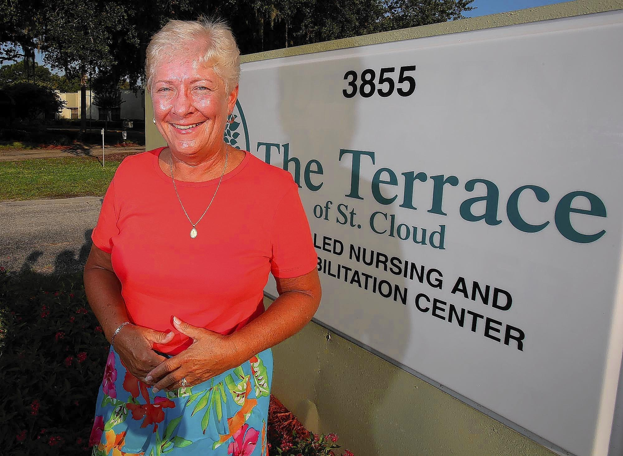 Alicia Knothe moved her mother to The Terrace of St. Cloud assisted living facility in St. Cloud, Fla., after having a bad experience with her mother's care at a facility in Maryland in 2012. A new owner took over the Maryland facility a few months later.