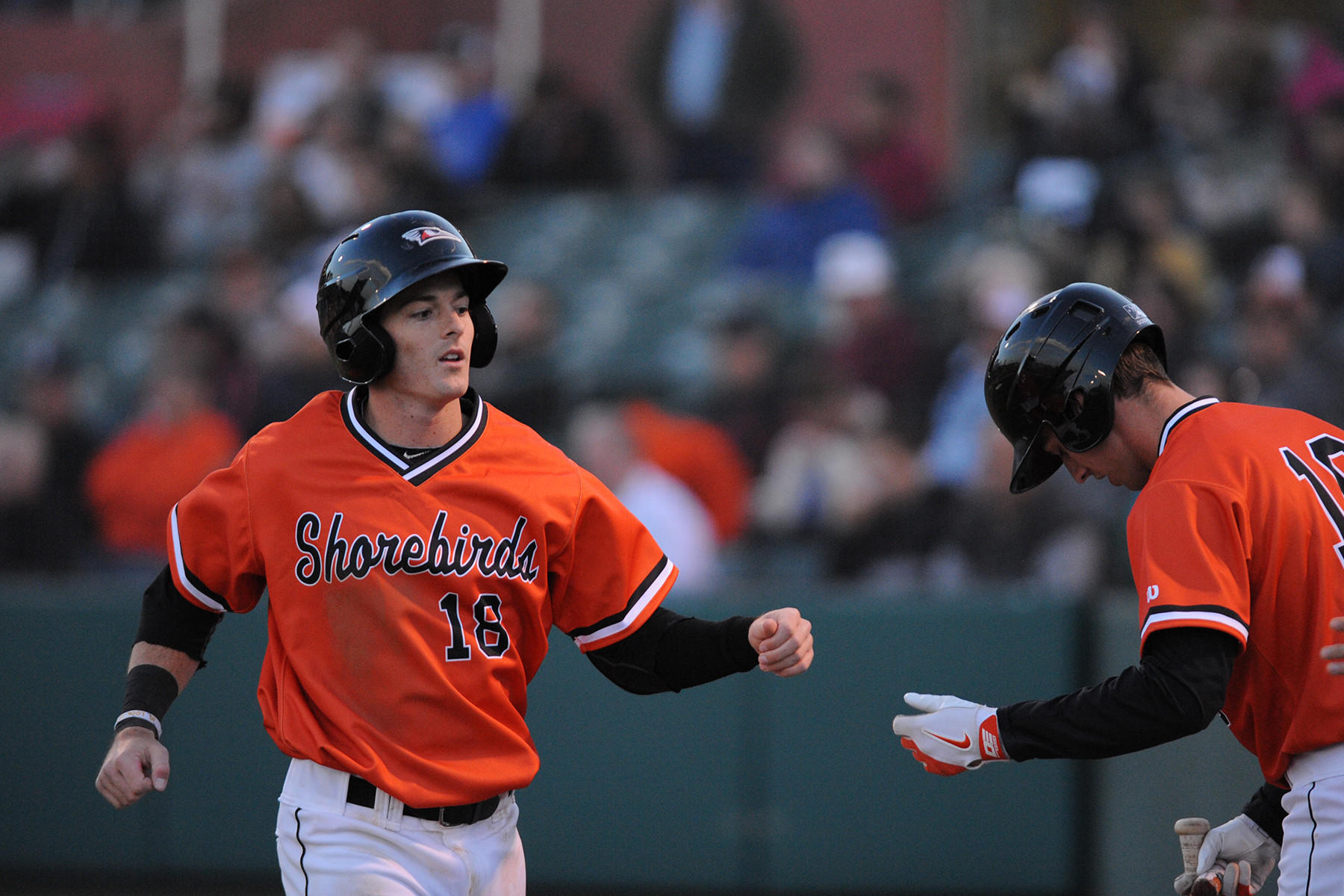 Orioles minor leaguer Mike Yastrzemski has played his way into two promotions this year. After starting at Low-A Delmarva, he's now at Double-A Bowie.