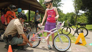 Bike Rodeo at Towson's Robert E. Lee Park [Pictures]