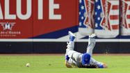 Photos: Diamondbacks 9, Cubs 3