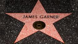 Find James Garner's star