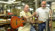 Ovation Instruments Closes After Almost 50 Years