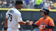Photos: Astros 11, White Sox 7