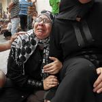 Israel pounds Gaza neighborhood it says is rocket-launching site