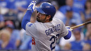 Dodgers get payback for hit batters in 4-3 win against Cardinals
