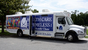 Mobile clinic provides health care to homeless [Video]