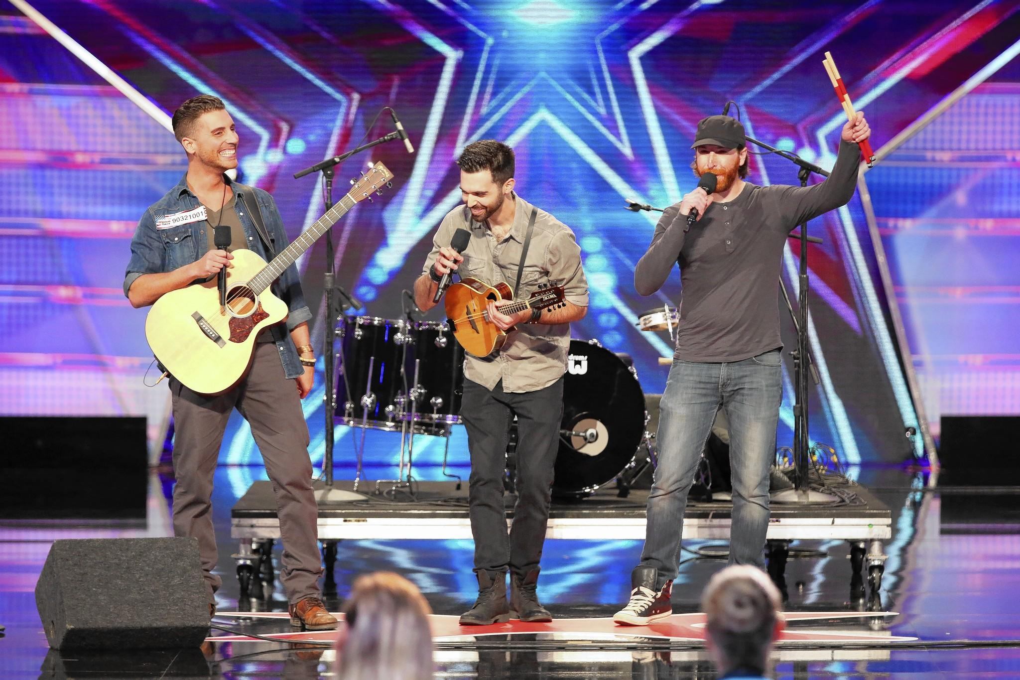 "Beach Avenue, a band based in West Haven, will appear during Judgment Week on ""America's Got Talent."""
