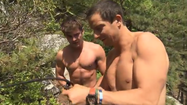 Zac Efron runs 'Wild' with Bear Grylls
