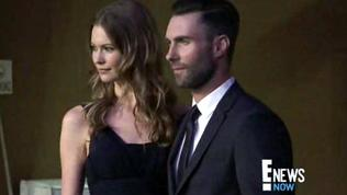 Adam Levine Ties the Knot