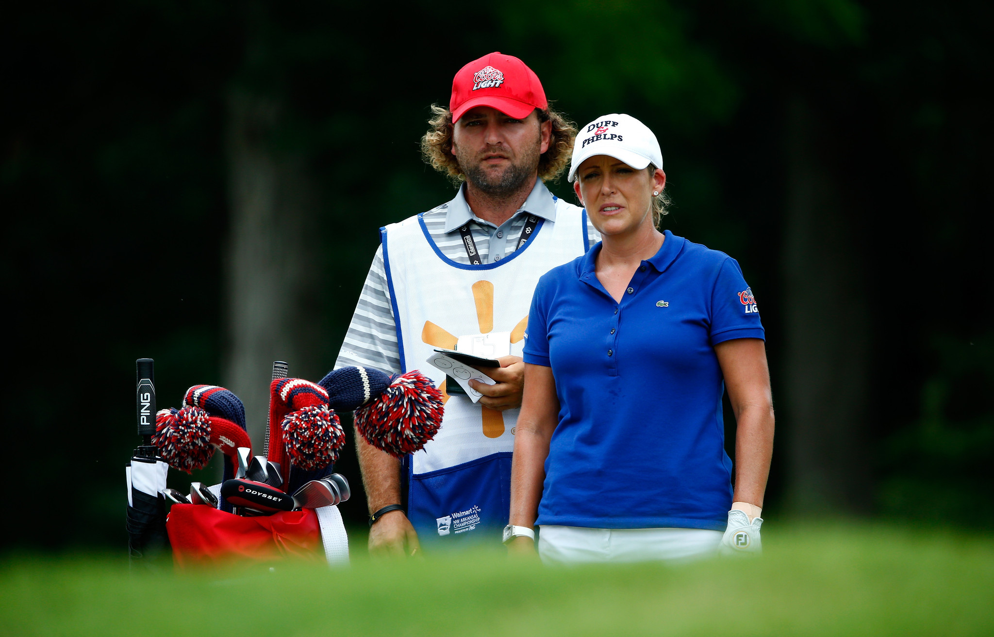Meet the U.S. team for the International Crown at Caves Valley - CRISTIE KERR