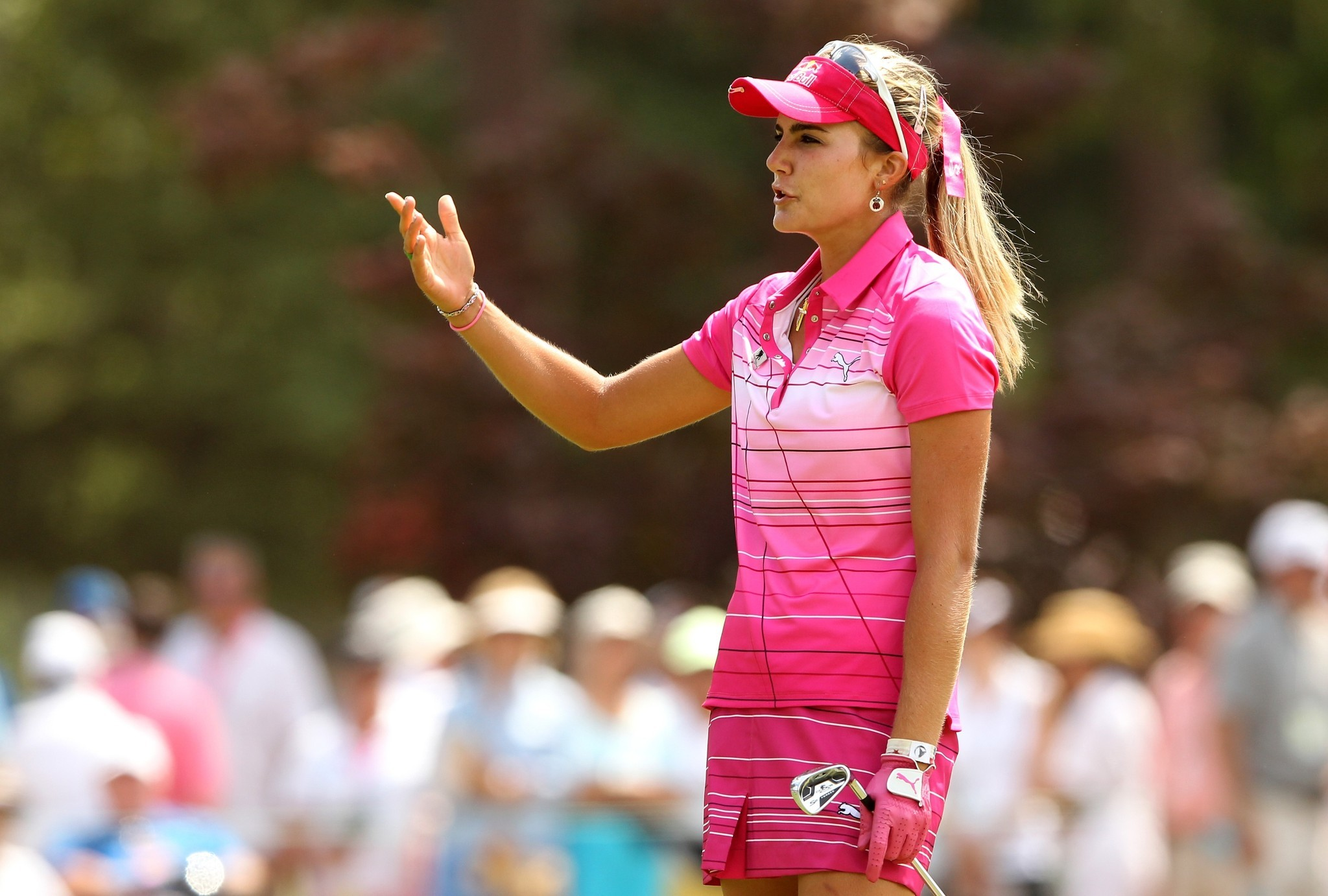 Meet the U.S. team for the International Crown at Caves Valley - LEXI THOMPSON