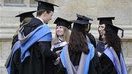 New college grads seeing slow wage growth