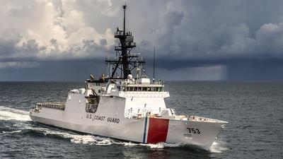 Ingalls ναυπηγική βιομηχανία αναφέρει επιτυχημένη δοκιμή στη θάλασσα για κόπτης ακτοφυλακής