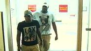 Three sought in Wells Fargo bank robberies