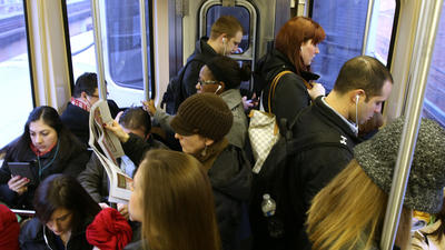 When will the CTA rid the Brown Line of slow zones?