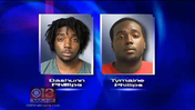 Two men arrested in teen's murder [WJZ Video]