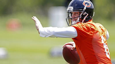 Jay Cutler may take step up in second year in Marc Trestman's offense