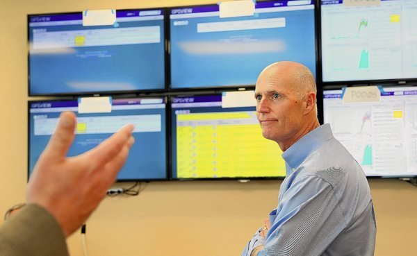 Governor Rick Scott calls for workforce training