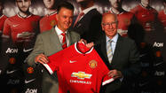 Manchester United uniform is pricey real estate, as Chevrolet knows