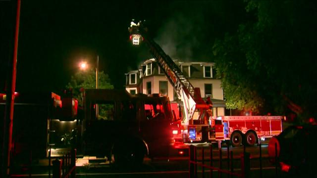 Hartford Apartment Fire Under Investigation