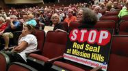Proposed Mission Hills development debated for 8 hours