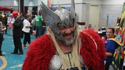 Photos: Florida Ultracon, an anime, toys and comic-book gathering