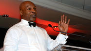 Lend me your ear? Tyson to give Holyfield's Hall intro