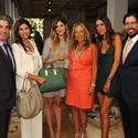 Fashionably Conscious Collection Party at Park Grove Sales Gallery in Coconut Grove on July 16