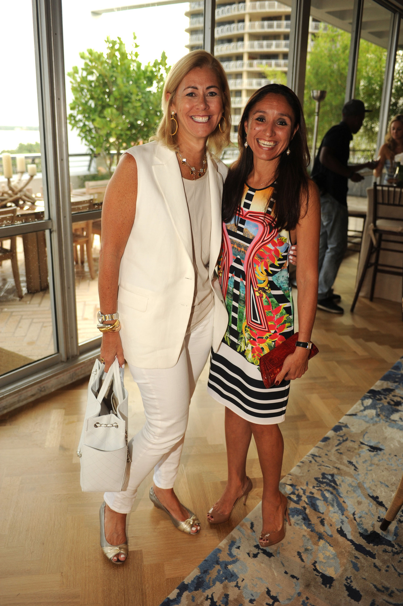 Society Scene photos - Fashionably Conscious Collection Party at Park Grove Sales Gallery in Coconut Grove on July 16