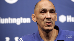'It clashed with his Christian beliefs': Rosenbloom on Tony Dungy