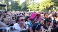 Video: Pitchfork Music Festival 2014