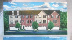 Rowhomes approved near DuPage River