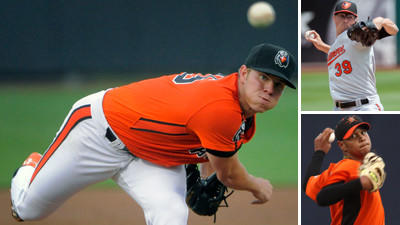 Orioles Prospect Watch: Dylan Bundy, Kevin Gausman and Eduardo Rodriguez struggle