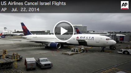 U.S. airlines cancel Israel flights [Video]