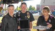 Motorcycle run to aid camp for disabled