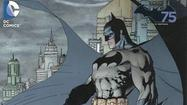 'Batman: A Celebration of 75 Years'