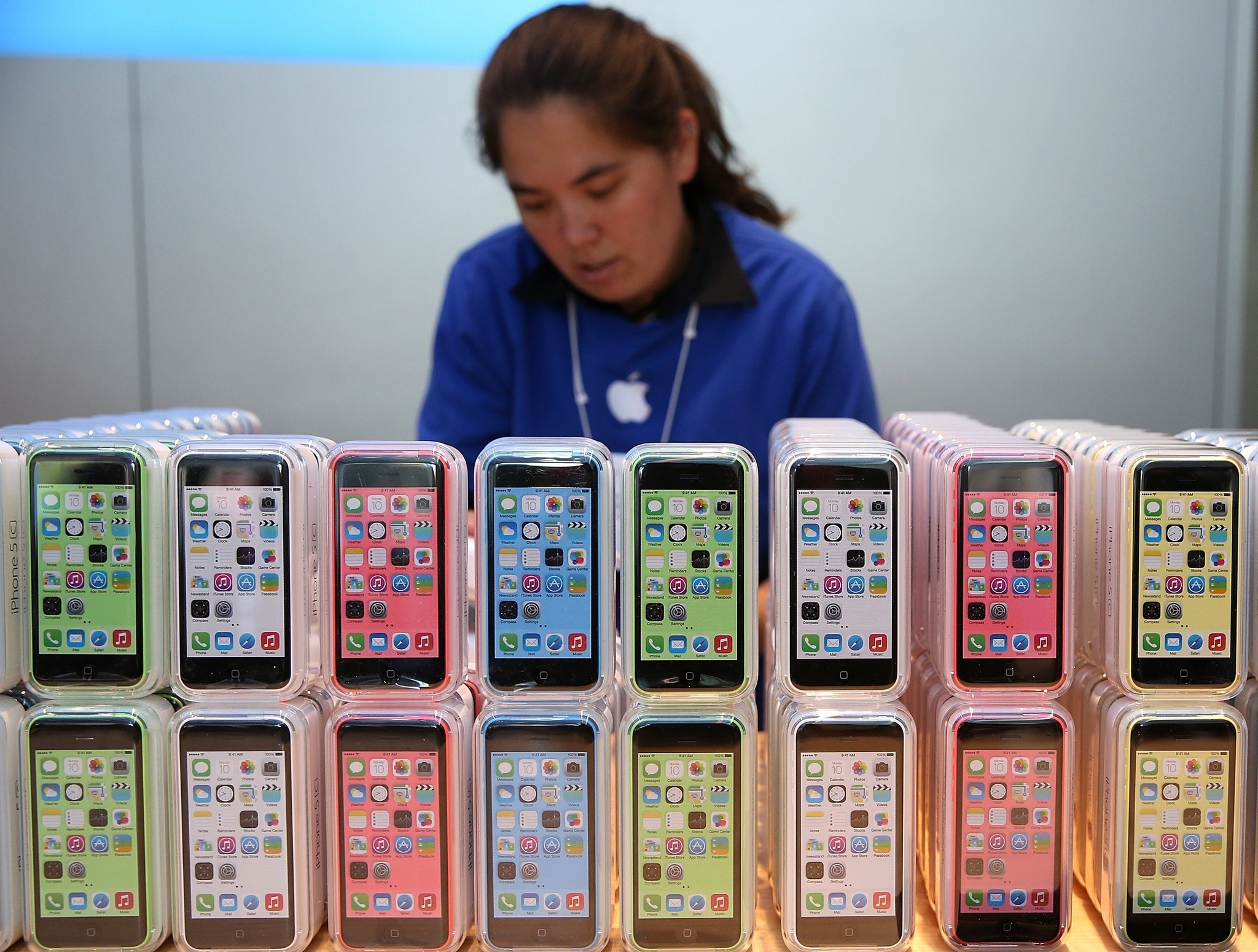 Apple third-quarter revenue growth driven by iPhone and Mac sales