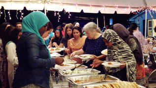 Harford mosque hosts community Ramadan iftar [Video]