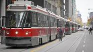 Toronto streetcars let visitors get to know the city