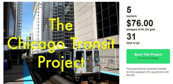 The Chicago Transit Project