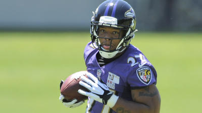 Awaiting ruling on Ray Rice situation, Harbaugh says he expects NFL to be 'fair, judicious'