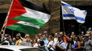 Dueling protests over Gaza tie up Chicago traffic