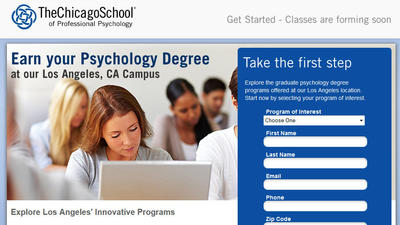 Chicago School of Professional Psychology sued over its LA campus